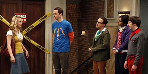 'The Big Bang Theory' bate recorde como série mais longa da TV